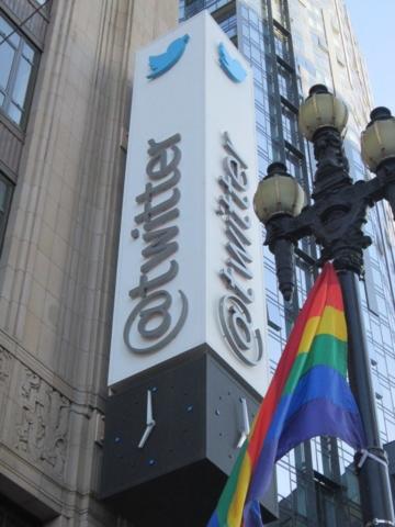 twitter gay pride