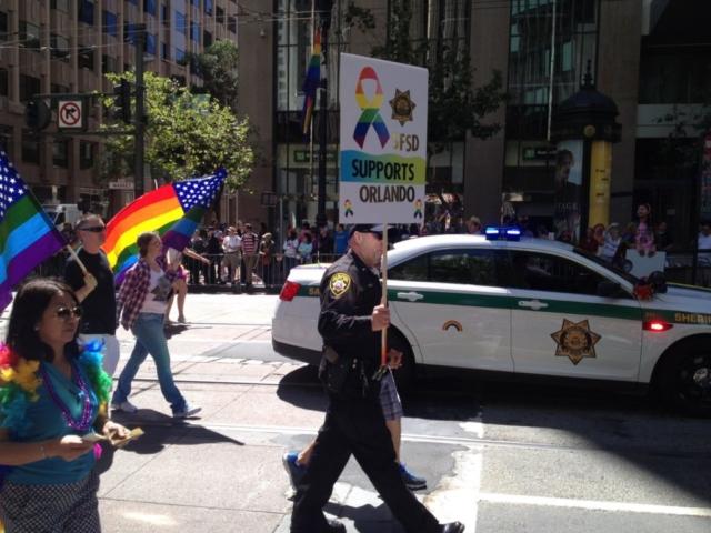 lgbt pride parade san francisco