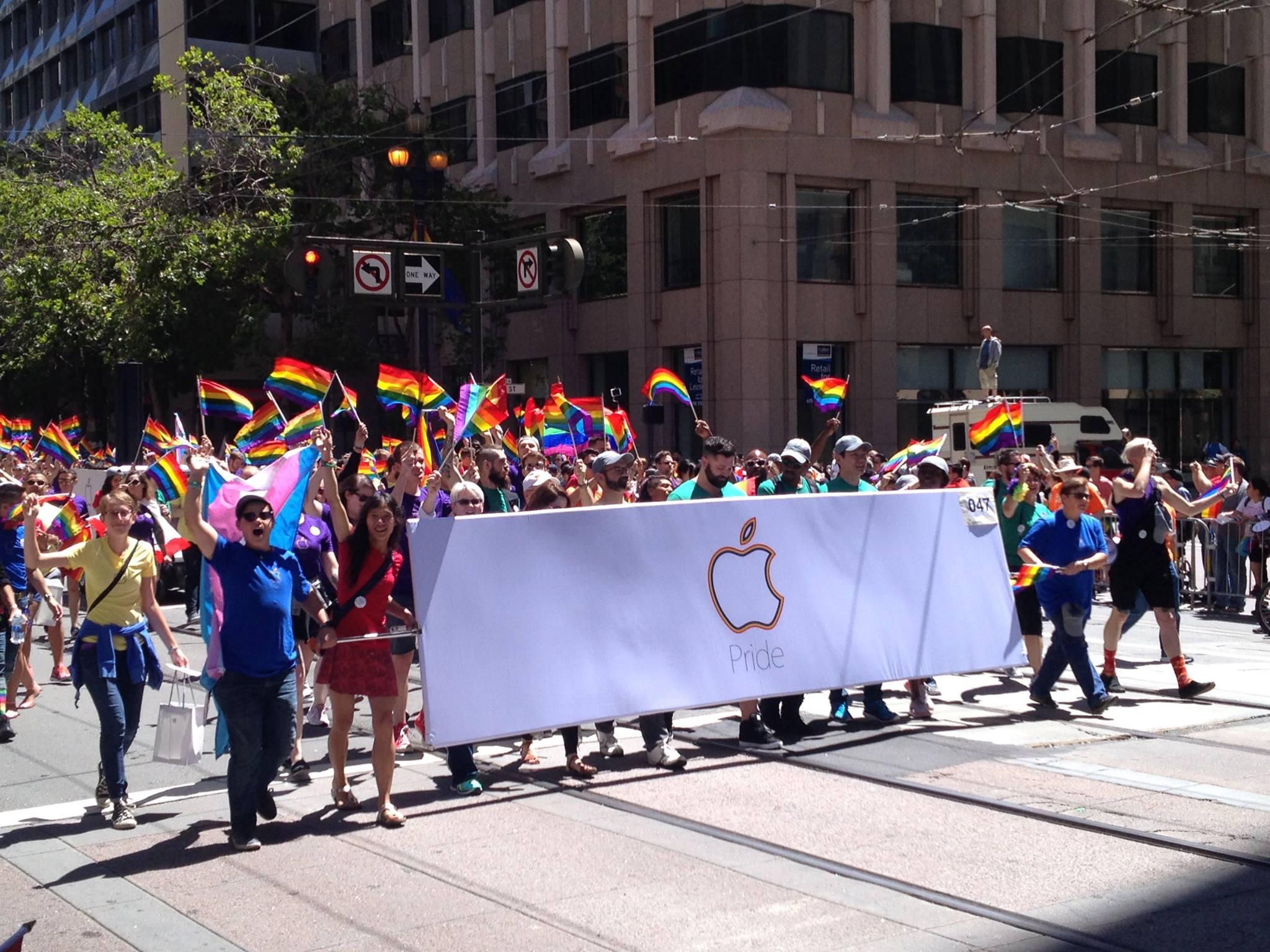 apple gay pride